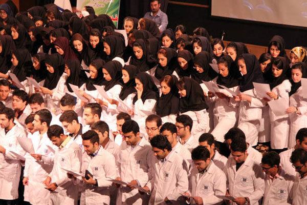تخلف در انتقال و پذیرش دانشجویان گروه پزشکی 98